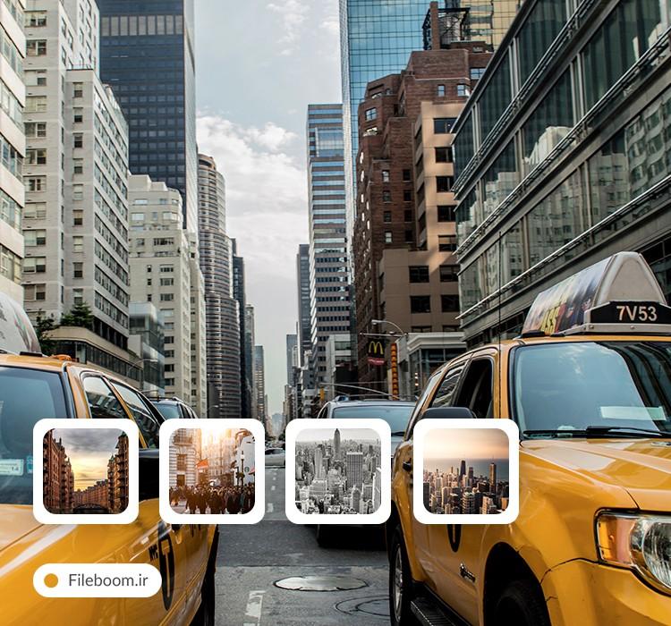 ۵ تصویر باکیفیت با موضوع شهر
