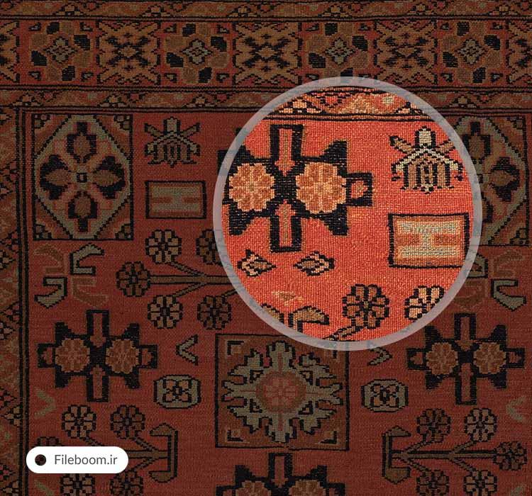 مجموعه تصاویر باکیفیت فرش ایرانی