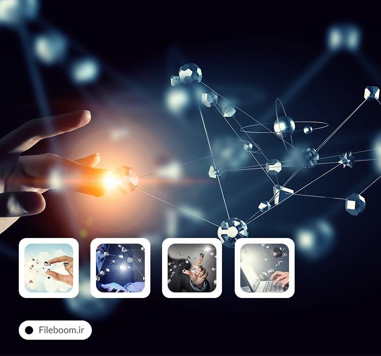 مجموعه تصاویر باکیفیت با موضوع تکنولوژی و ارتباطات