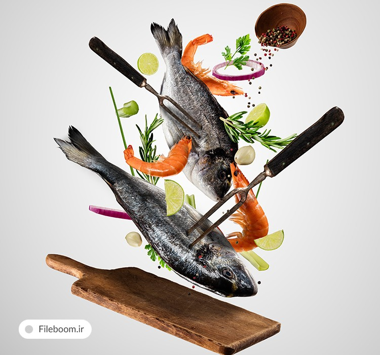 مجموعه تصاویر باکیفیت با موضوع غذا و آشپزی