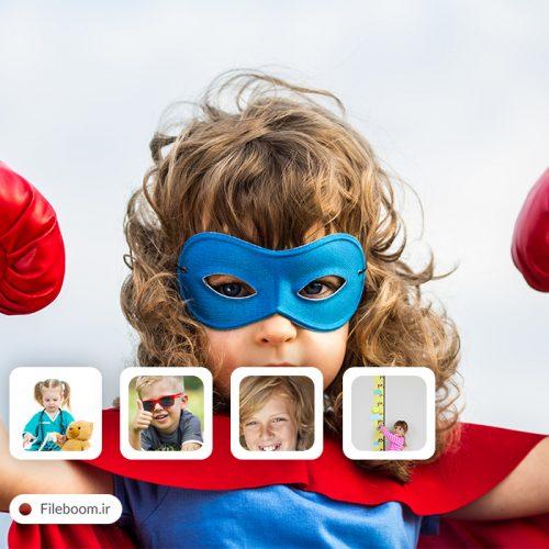 تصاویر با کیفیت کودکان