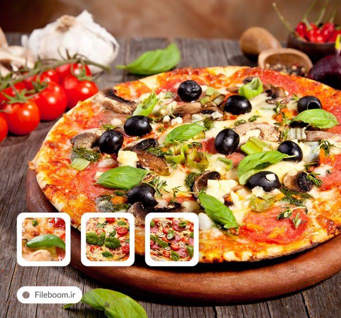 pizzafastfood stockphoto 15485 700x653 - pizza&fastfood_stockphoto_15485