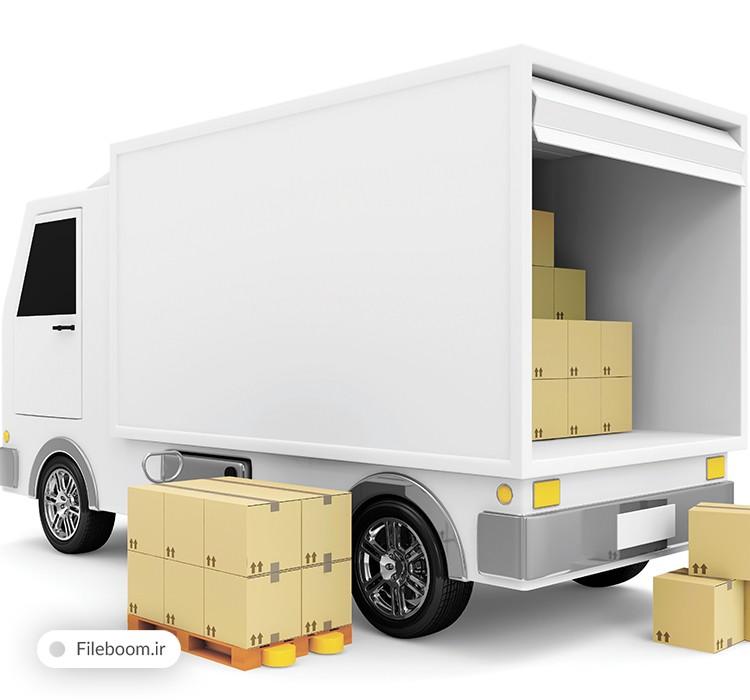 تصاویر با کیفیت حمل و نقل و بسته بندی