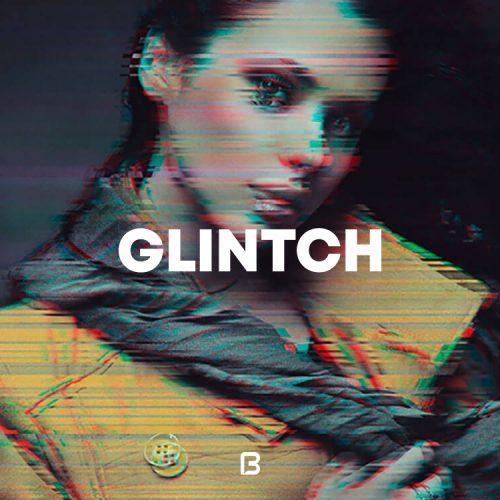 اکشن زیبای glintch برای فتوشاپ