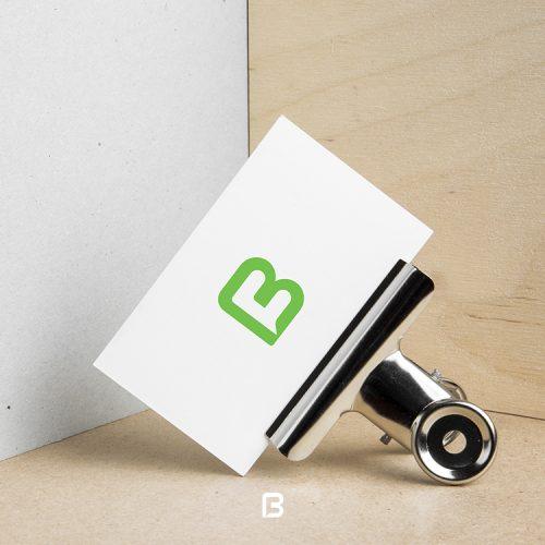 فایل موک آپ کارت ویزیت واقعی
