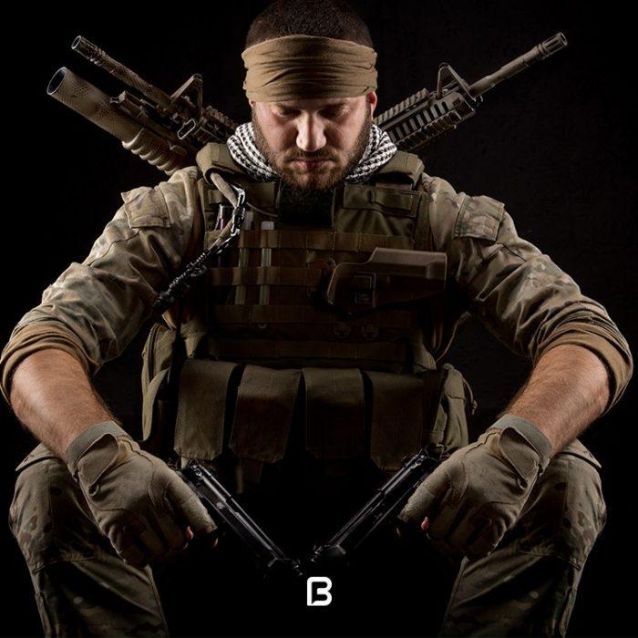 تصاویر با کیفیت با موضوع جنگ و اسلحه