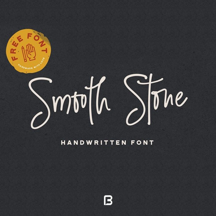 smooth stone free font 145655 700x700 - smooth_stone_free_font_145655