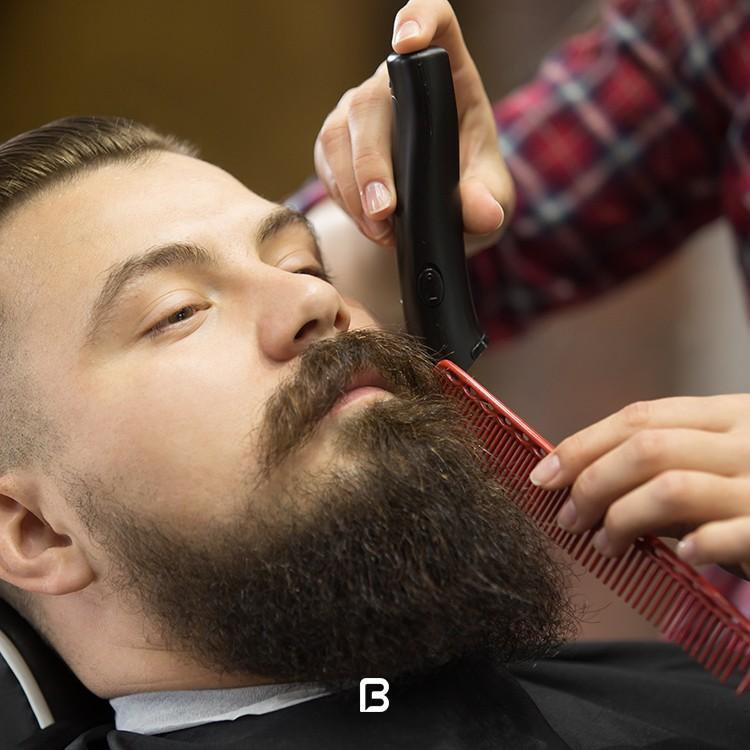 تصاویر با کیفیت آرایشگاه مردانه