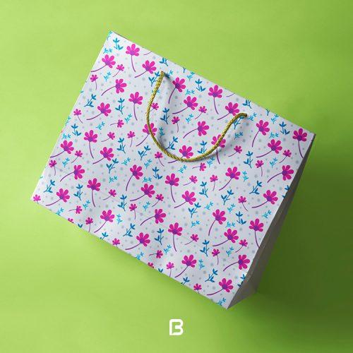 مجموعه پترن گل گلی زیبا
