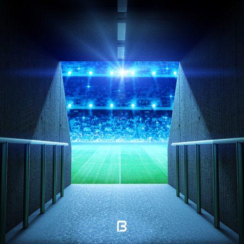 مجموعه تصاویر استوک با موضوع استادیوم فوتبال