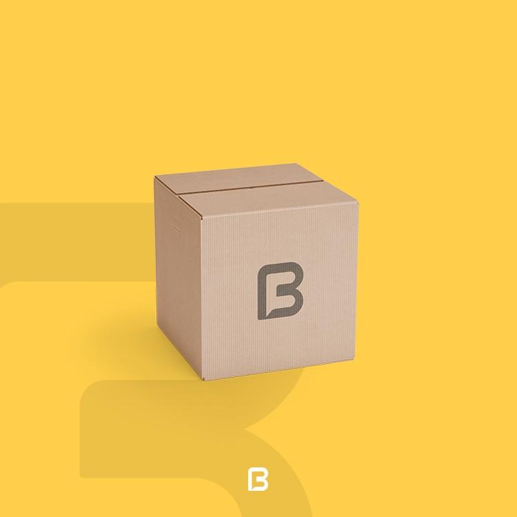 موکاپ جعبه مقوایی لایه باز