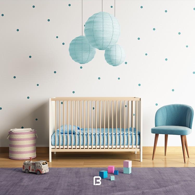 تصاویر با کیفیت اتاق خواب کودک