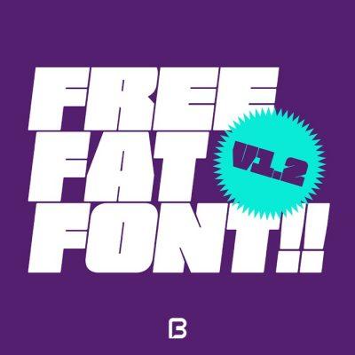 فونت بولد انگلیسی FreeFatFont نسخه 1.2