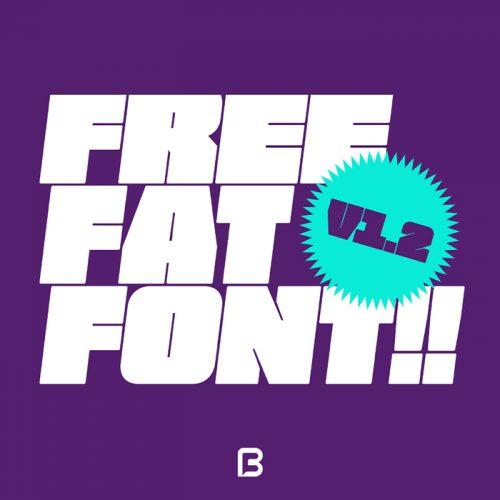 فونت بولد انگلیسی FreeFatFont نسخه ۱٫۲
