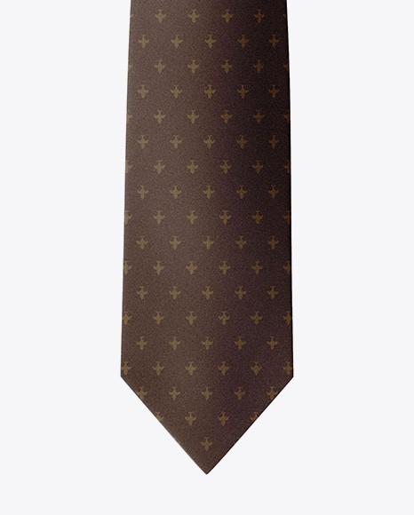 موکاپ کراوات