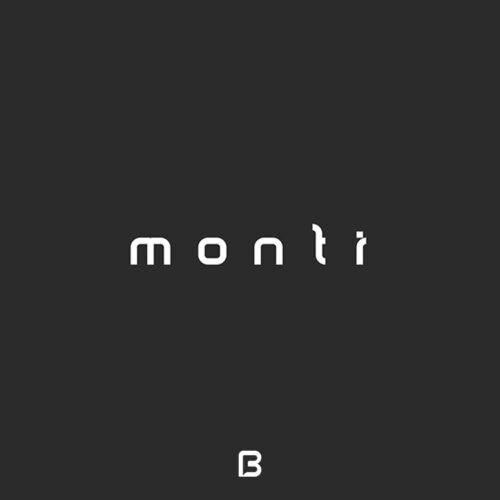 فونت مینیمال انگلیسی Monti