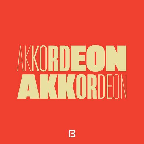 فونت انگلیسی Akkordeon با 14 وزن