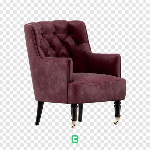عکس بدون پس زمینه صندلی - کد 05