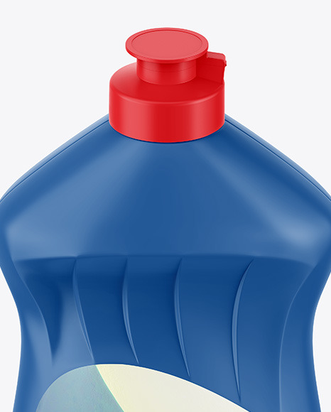 موکاپ لایه باز بطری مایع ظرفشویی