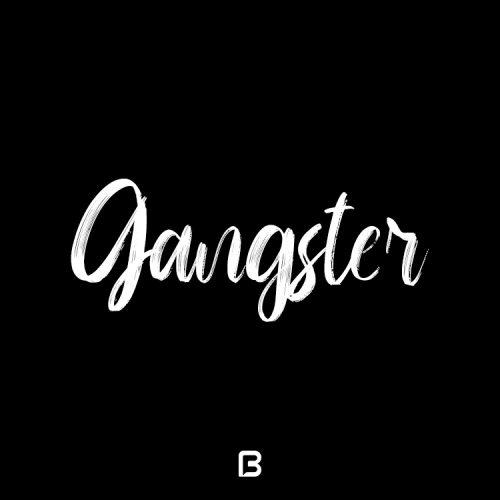 فونت انگلیسی شکسته Gangster
